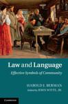 Law and Language: Effective Symbols of Community